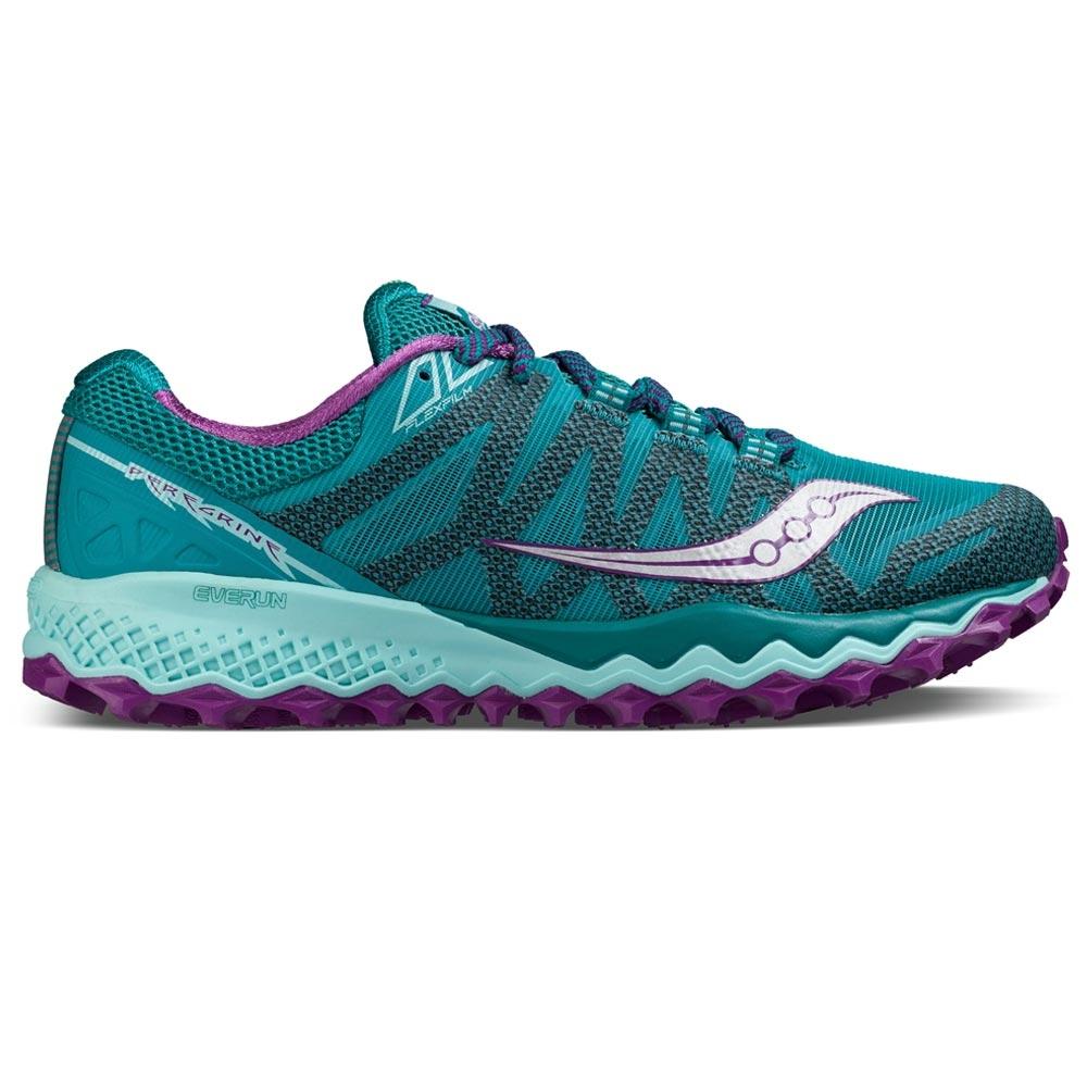 saucony trail mujer zapatillas